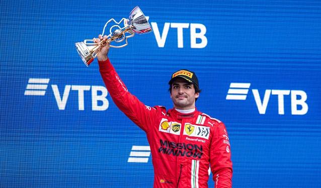 GP de Rusia de F1 - Carrera