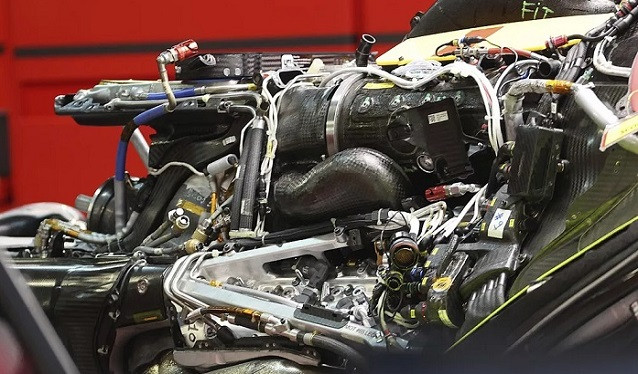 Cuál ha sido realmente la mejora del motor Ferrari ?