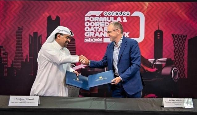 La F1 confirma la entrada del GP de Qatar...