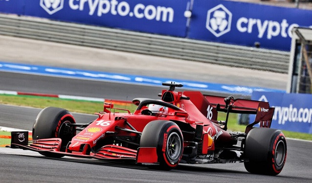 GP de Turquía de F1 - Libres del Viernes