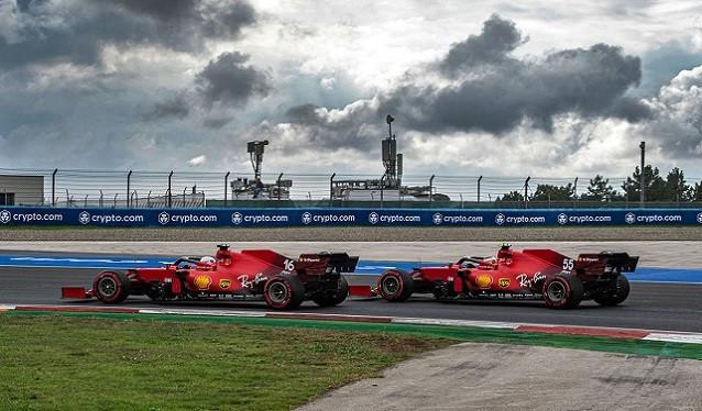 GP de Turquía de F1 - Calificación
