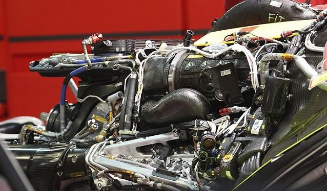 Ferrari admite que tomó riegos al introducir su motor mejorado