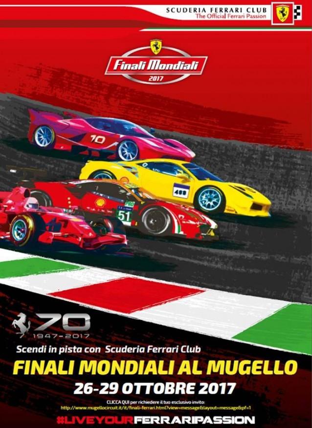 Finales Mundiales, Mugello-Italia