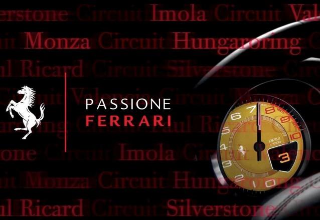 Passione Ferrari - Circuit de Barcelona-Catalunya