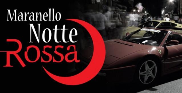 Visita a la Fabrica Ferrari, y Notte Rossa, Maranello - Italia