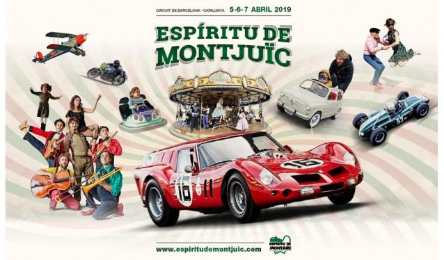Espiritu de Montjüic - Circuit de Barcelona-Catalunya