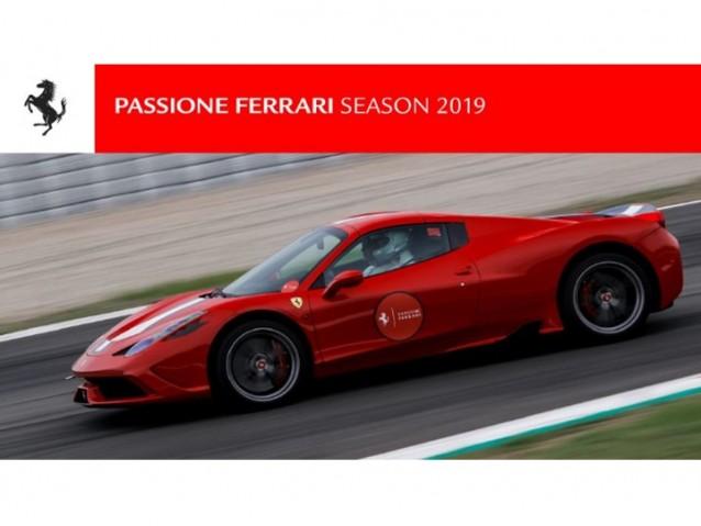 Passione Ferrari - Valencia