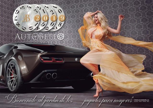 Ferrari en Autobello Marbella