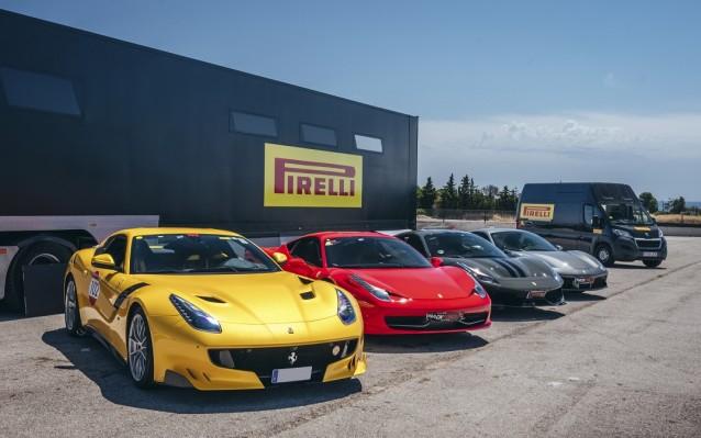 Tandas Solidarias - Circuit de Calafat (Tarragona)