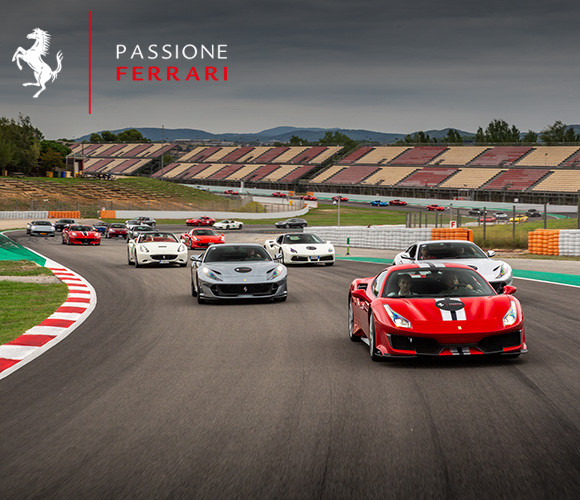 Passione Ferrari | Ferrari Challenge - Valencia