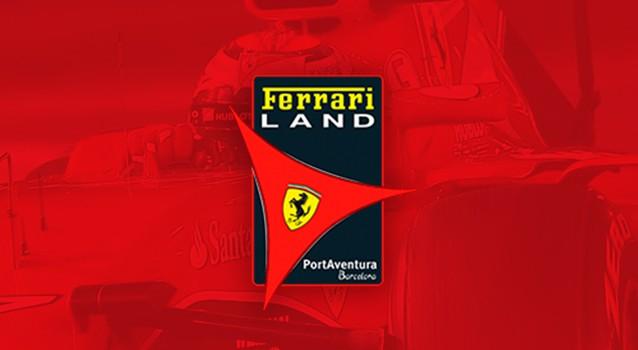 Ferrari Land - Port Aventura